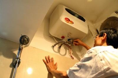 Hướng dẫn cách tự sửa bình nóng lạnh trong nhà