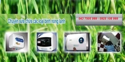 Sửa chữa bình nóng lạnh tại Hà Nội chuyên nghiệp