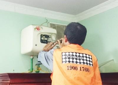 Giá sửa chữa bình nóng lạnh uy tín và giá rẻ tại Hà Nội