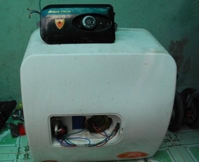 sửa chữa bình nóng lạnh tại Long Biên