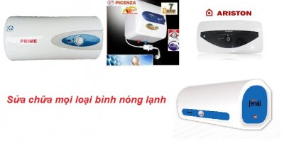 Sửa chữa bình nóng lạnh tại Nguyễn Trãi Thanh Xuân