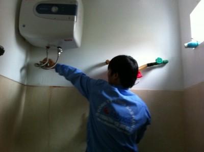 Trung tâm sửa chữa bình nóng lạnh tại phố Hàng Đậu giá rẻ
