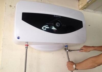 Dịch vụ sửa bình nóng lạnh Ariston tại nhà giá rẻ