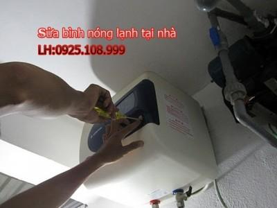 Sửa bình nóng lạnh Ariston hay bị ngắt khi chưa làm nóng đủ nước