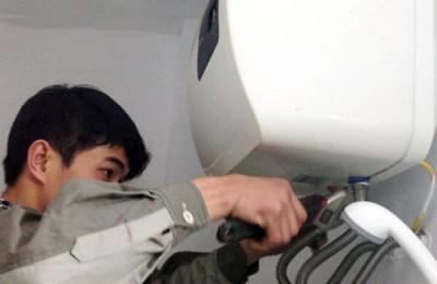 Sửa bình nóng lạnh tại nhà để chào mùa đông không lạnh