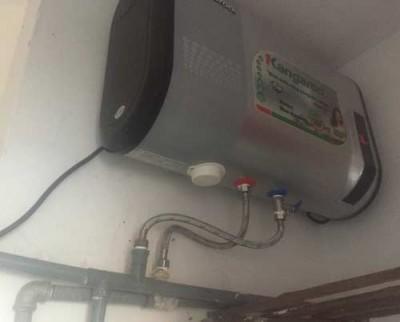 Phòng chống cháy nổ bình nóng lạnh