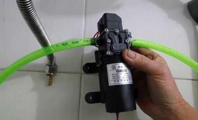 Lắp bơm tăng áp cho bình nóng lạnh Ferroli