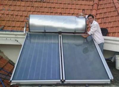 Sửa bình nóng lạnh năng lượng mặt trời
