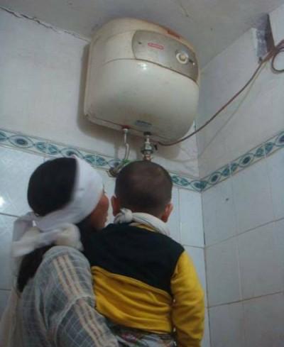 #1 Cảnh báo nguy hiểm từ rò rỉ điện ở bình nóng lạnh ở gia đình bạn