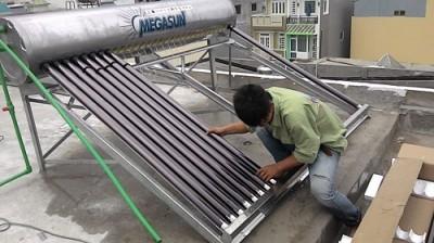#1 Nguyên nhân bình nóng lạnh năng lượng mặt trời không làm nóng