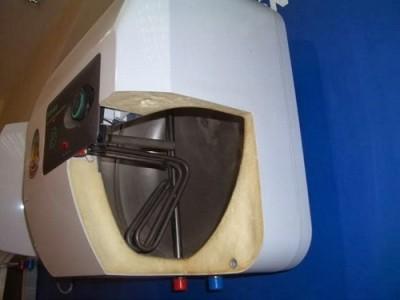 # Nguy hiểm khi tự thau rửa bình nóng lạnh mà không có chuyên môn